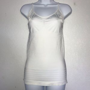 Maidenform Self Expression Shaping Cami Tank 2XL